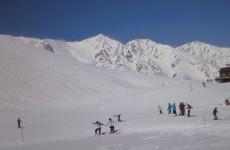 今週末、スキー場が続々とオープン!