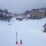 志賀高原の正月、ゲレンデ0分のホテルはまだまだ予約可能!