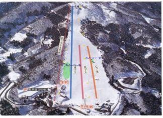 となみ夢の平スキー場